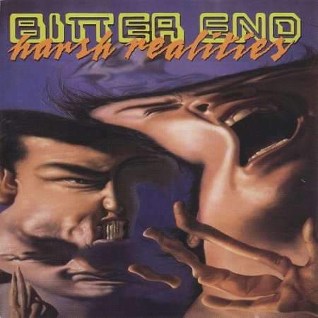 Bitter End - Harsh Realities (1990)
