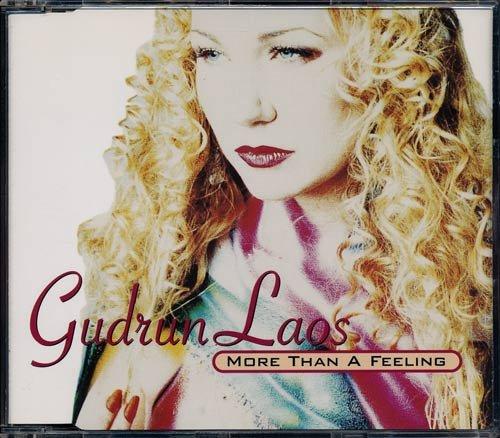 Gudrun Laos - More Than A Feeling (1994) [CDS]