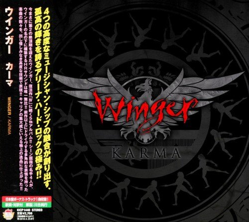 Winger - Karma (2009) [Japan Press + EU Press]
