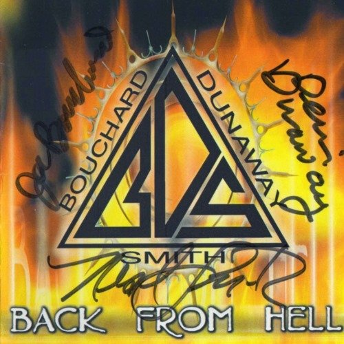 Bouchard, Dunaway & Smith - Back From Hell (2001)