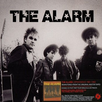 The Alarm - Eponymous 1981-1983 (2018)