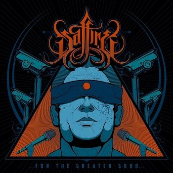 Saffire - For the Greater Good (2015)