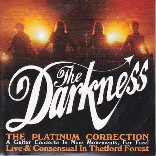 The Darkness - The Platinum Correction (2013)