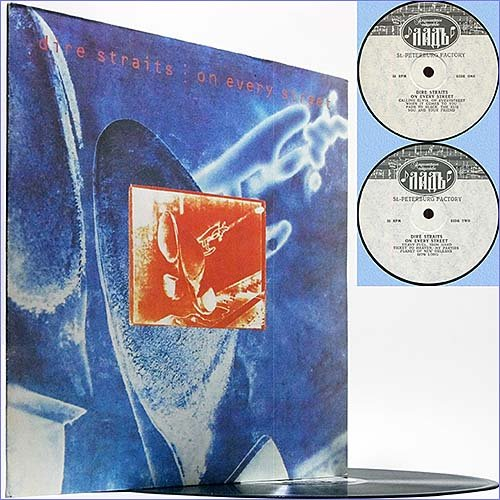 Dire Straits - On Every Street (1991) (Vinyl)