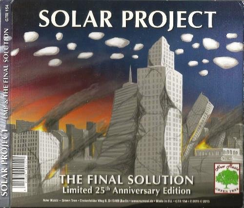 Solar Project - The Final Solution [2CD Limited 25th Anniversary Edit. 2015]