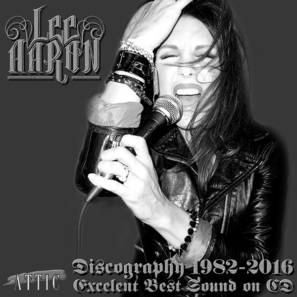 LEE AARON ?Discography? (12 x CD ? Attic Productions Limited ? 1982-2016)