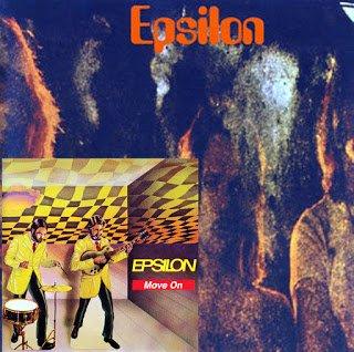 Epsilon - Epsilon / Move On (1971 / 1972)