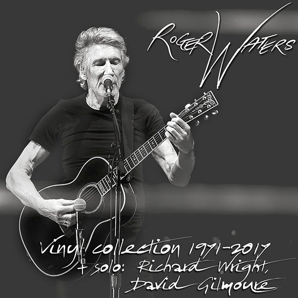 ROGER WATERS ?Solo Collection? (11 x LP ? Pink Floyd Music Publishing Ltd. ? 1970-2017)