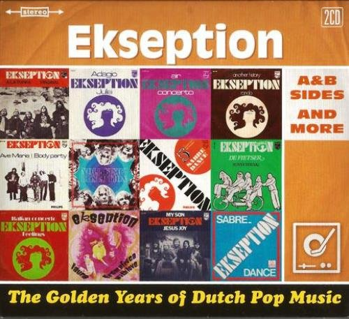 Ekseption - The Golden Years Of Dutch Pop Music (2015) [2CD]