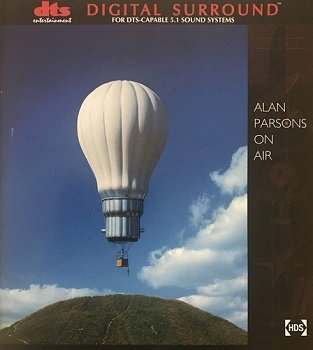 Alan Parsons - On Air [DTS] (2001)