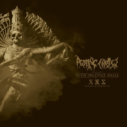 Rotting Christ - Their Greatest Spells: XX Years Of Rotting Christ [2CD] (2018)