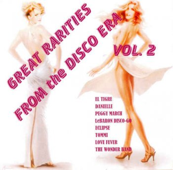 VA - Great Rarities From The Disco Era Vol. 2 (2017)