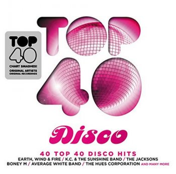 VA - Top 40 - Disco [2CD Set] (2014)