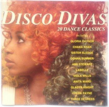 VA - Disco Divas - 20 Dance Classics (1993)