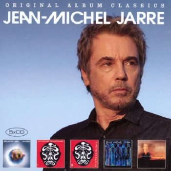 Jean-Michel Jarre - Original Album Classics (Box-Set) (2018)