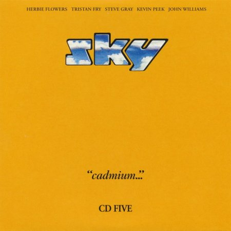 Sky: 2018 The Studio Albums 1979-1987 / 8-Disc Box Set Esoteric Recordings