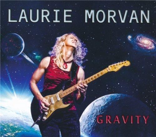 Laurie Morvan - Gravity (2018)