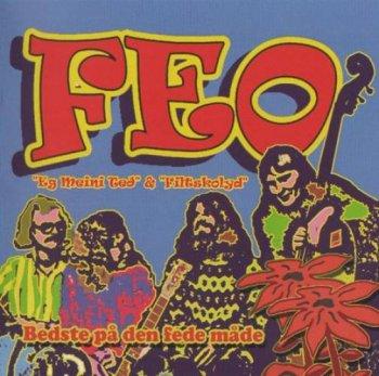 Feo – Bedste Pa Den Fede Made (2008)