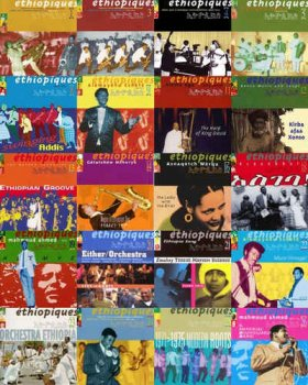 VA - Ethiopiques Collection [A series by the label Buda Musique] (1997-2017)