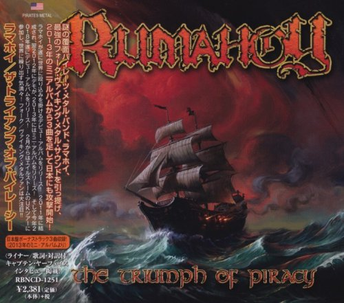 Rumahoy - The Triumph Of Piracy [Japanese Edition] (2018)