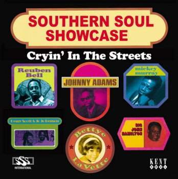 VA - Southern Soul Showcase: Cryin' In The Streets (2005)