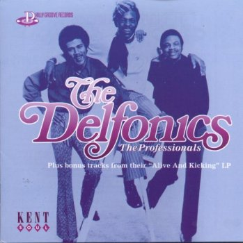The Delfonics - The Professionals (1998)