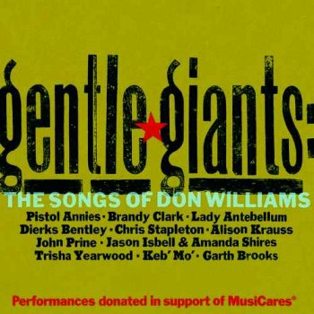 VA - Gentle Giants: The Songs of Don Williams (2017)