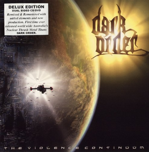 Dark Order - The Violence Continuum (2006)