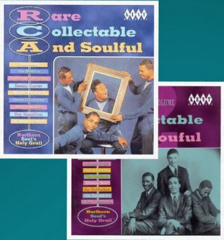 VA - Rare Collectable And Soulful Volume 1 & 2 (1997)