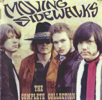 The Moving Sidewalks - The Complete Collection [2 CD] (2012)