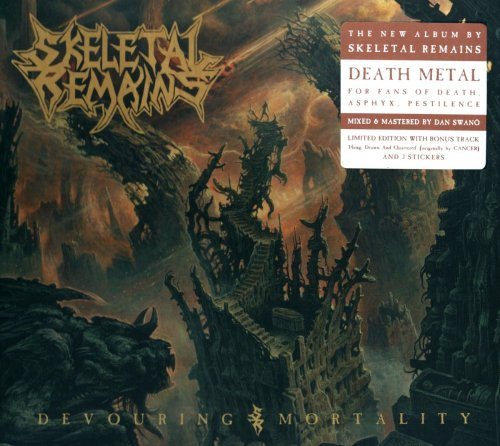 Skeletal Remains - Devouring Mortality (2018)