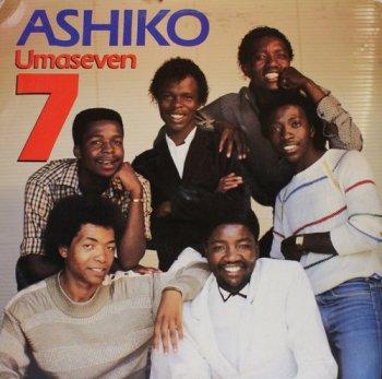 Ashiko - Umaseven (1987)