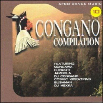 VA - Congano Compilation - Series Collection (1995-1999)