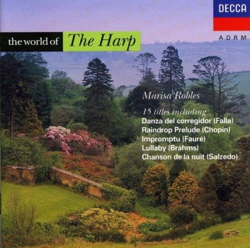 Marisa Robles - The World Of The Harp (1992)
