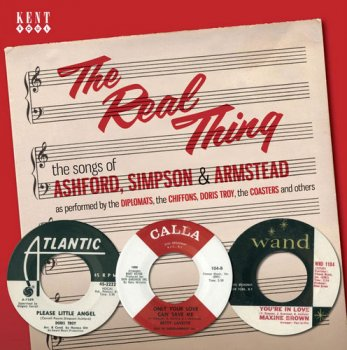VA - The Real Thing: The Songs of Ashford, Simpson & Armstead (2009)