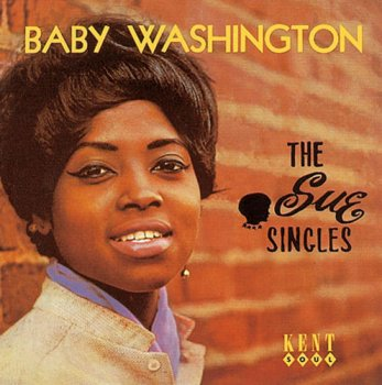 Baby Washington - The Sue Singles (1996)