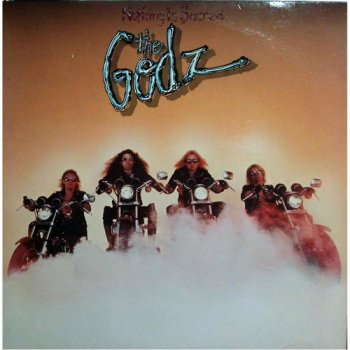The Godz - Nothing Is Scared 1978 (2013)