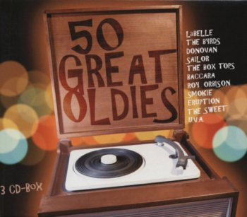 VA - 50 Great Oldies [3CD Set] (2008)