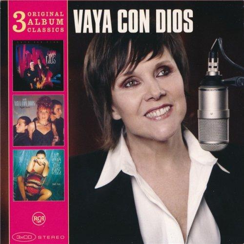 Vaya Con Dios - 3 Original Album Classics (2010)