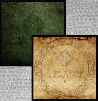 Adrian von Ziegler - The Celtic Collection Vol. 1 & 2 (2012/2014)