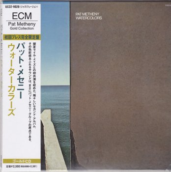 Pat Metheny - Watercolors 1977 [Japanese Remastered Edition] (2002)
