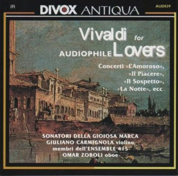 VA - Divox Antiqua - Vivaldi for Audiophile Lovers (2003)