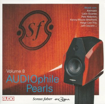 VA - AUDIOphile Pearls Volume 8 (2014)