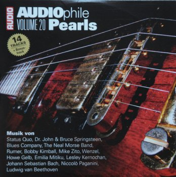 VA - AUDIOphile Pearls Volume 20 (2016)