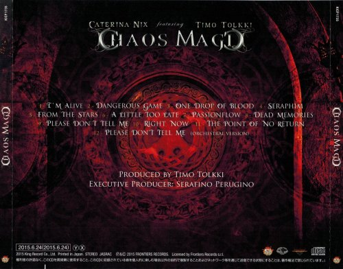 Chaos Magic - Chaos Magic [Japanese Edition] (2015)