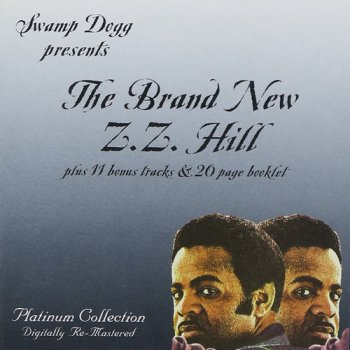 Z.Z. Hill - The Brand New Z.Z. Hill (1971) [Remastered 2002]