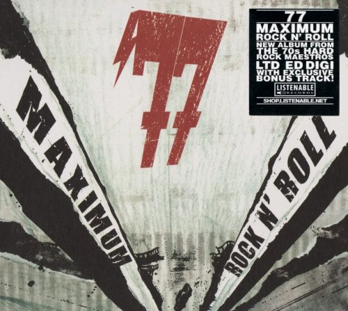 '77 (Seventy Seven) - Maximum Rock n' Roll [Limited Edition] (2013)