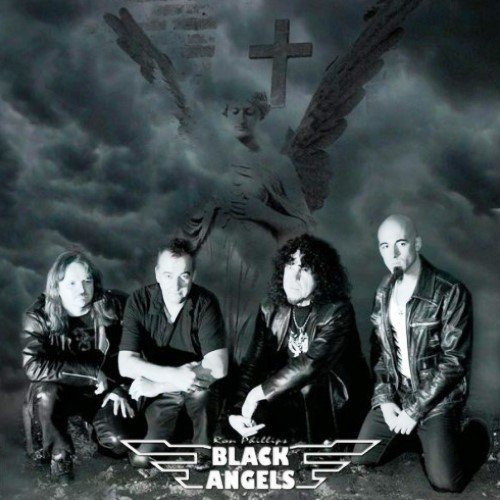 Black Angels - Collection (1981-2009) [4CD / 5 Albums, Reissue 2009]