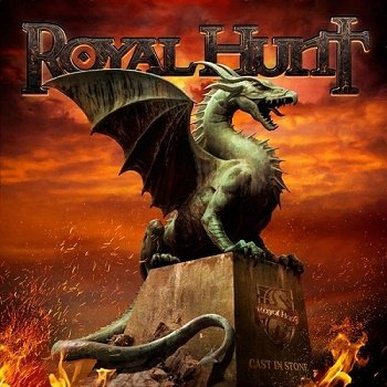 Royal Hunt - Cast In Stone (Deluxe Edition) (2018)