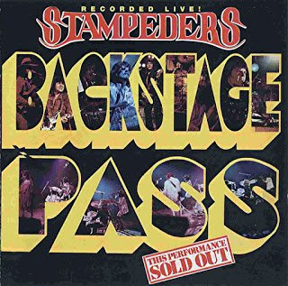 The Stampeders - Backstage Pass (1974)